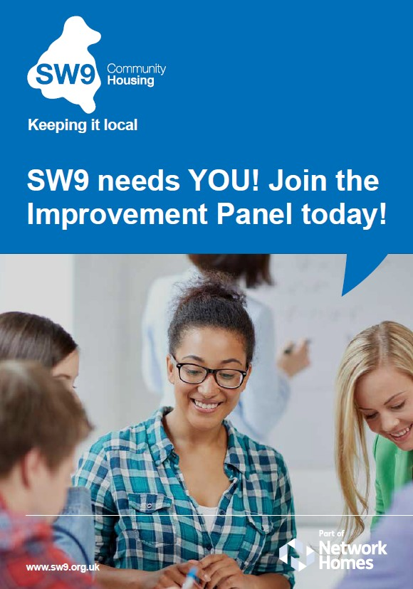 Improvement Panel Leaflet Cover Image