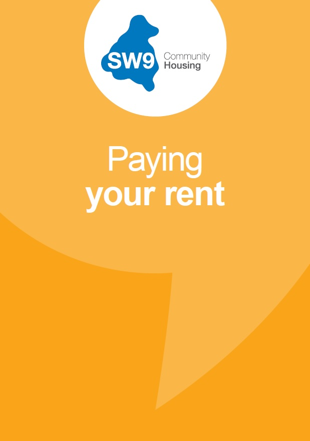 Paying your rent SW9 front cover