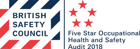 Five Star Occupational Health Audit logo