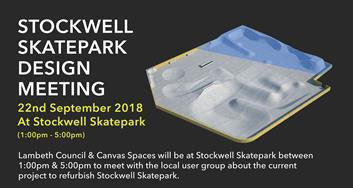 Image for Have your say on the Stockwell Stakepark design