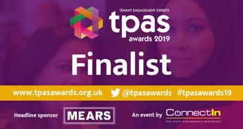 Image for SW9 shortlisted for TWO Tpas Awards!