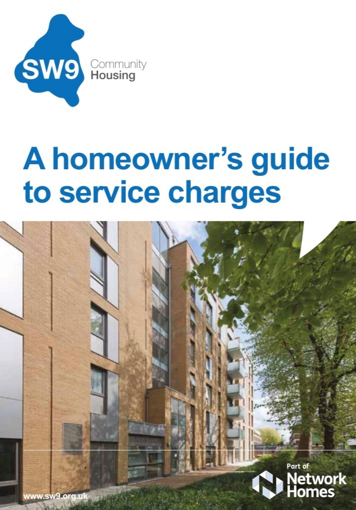 A homeowners guide to service charges - cover